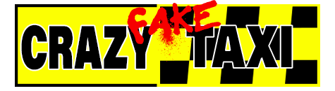 Crazy Fake Taxi Logo