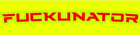 Fuckunator Logo