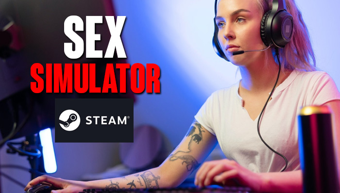 Sex Simulator Hits the Top Adult Selling Game on Steam